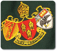 St Elphin's School - blazer badge photo