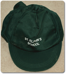 St Elphin's School uniform - baseball cap photo