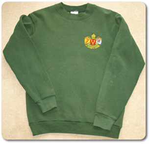 St Elphin's School uniform - sweatshirt photo