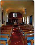 St Elphin's School chapel photo