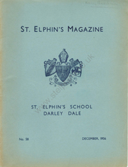 link to School Magazine 1934