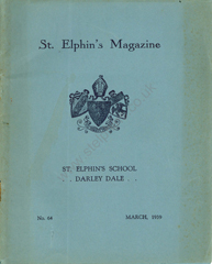 Link to 1939 school magazine