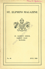 Link to 1950 School magazine