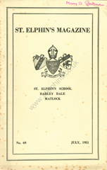 Link to 1951 School magazine