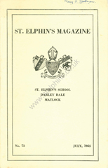 Link to 1955 School magazine